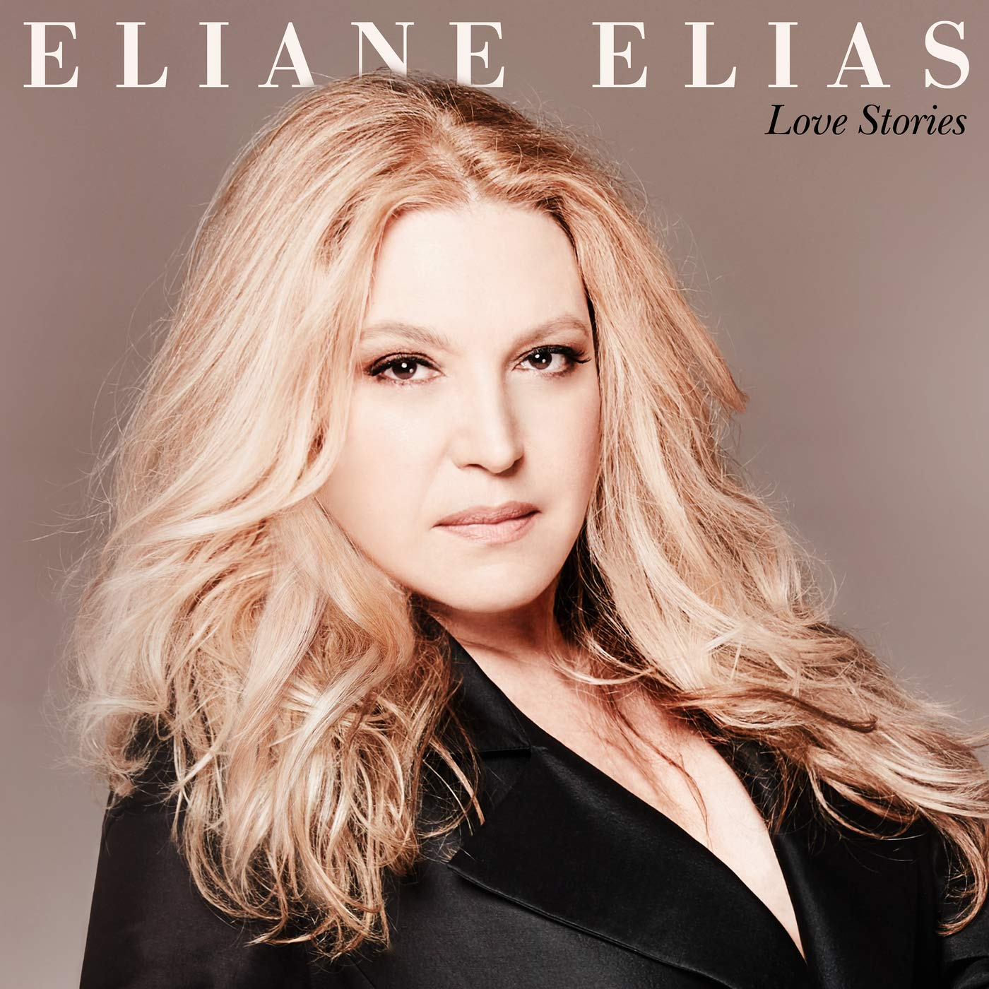 Image result for Eliane Elias - Love Stories