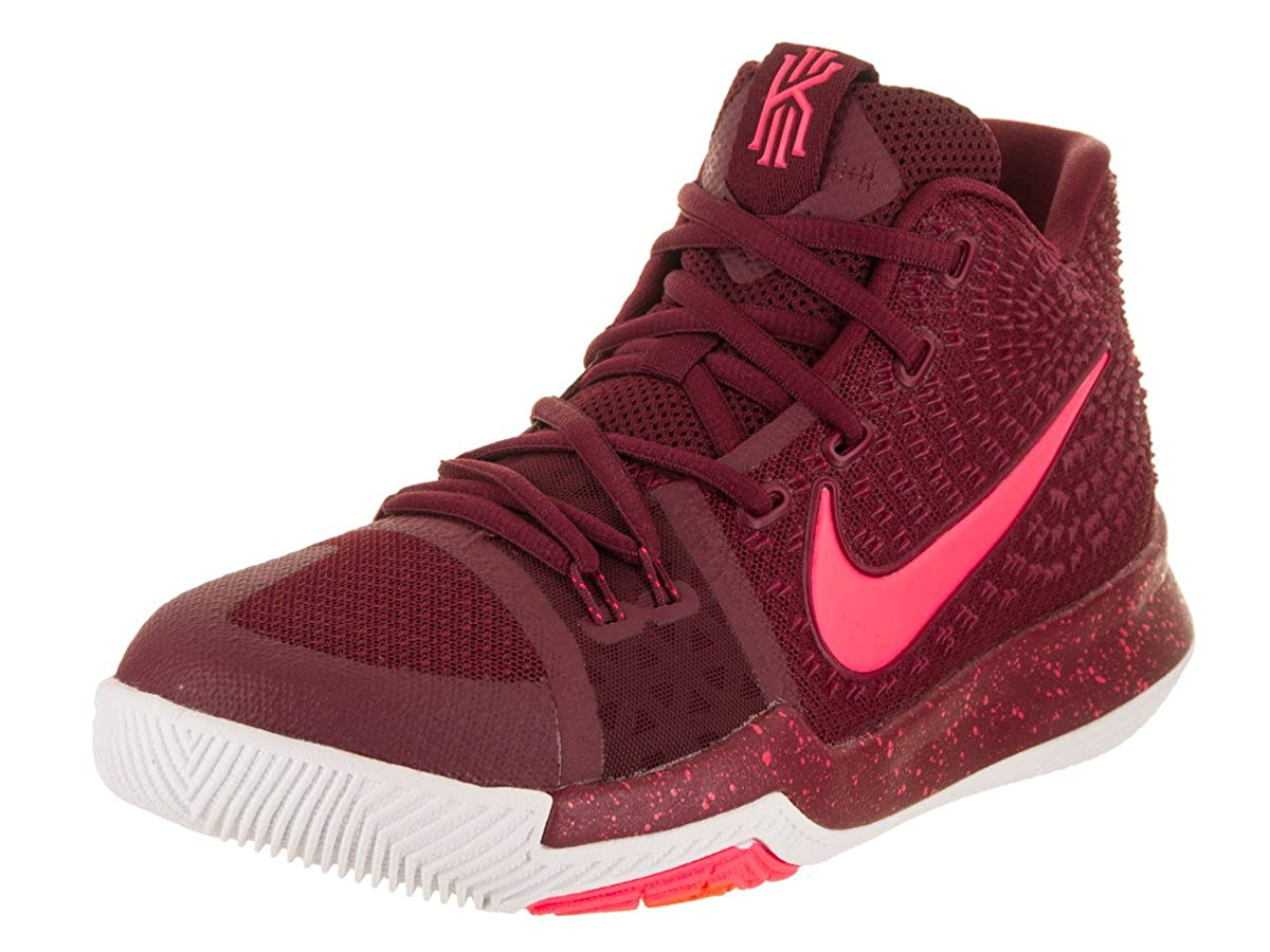 new style f8f77 2c0d0 Amazon.com   Nike Kyrie 3 (Kids) Red   Sneakers