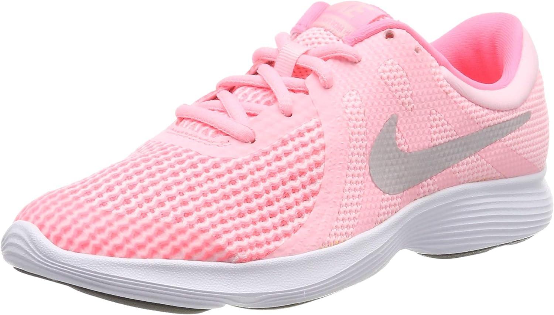 NIKE Revolution 4 (GS), Zapatillas de Trail Running para Mujer ...