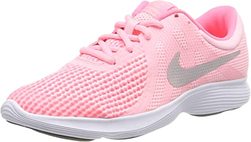 Nike Damen Revolution 4 (Gs) Traillaufschuhe, Rosa