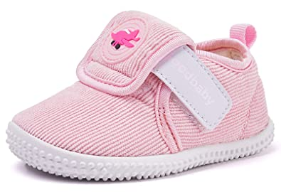 685d9f3d62e7 gb Infant Sneaker for Baby Boy Girl Lightweight Warm Winter Shoes 6-24  Months18FWLT003-