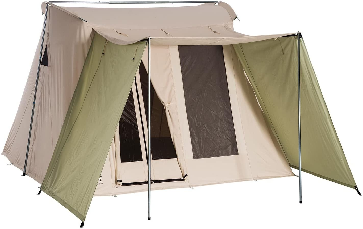 Amazon Com Springbar Portico Awning Kit Zip On Tent Vestibule And Shade Awnings Tents Sports Outdoors