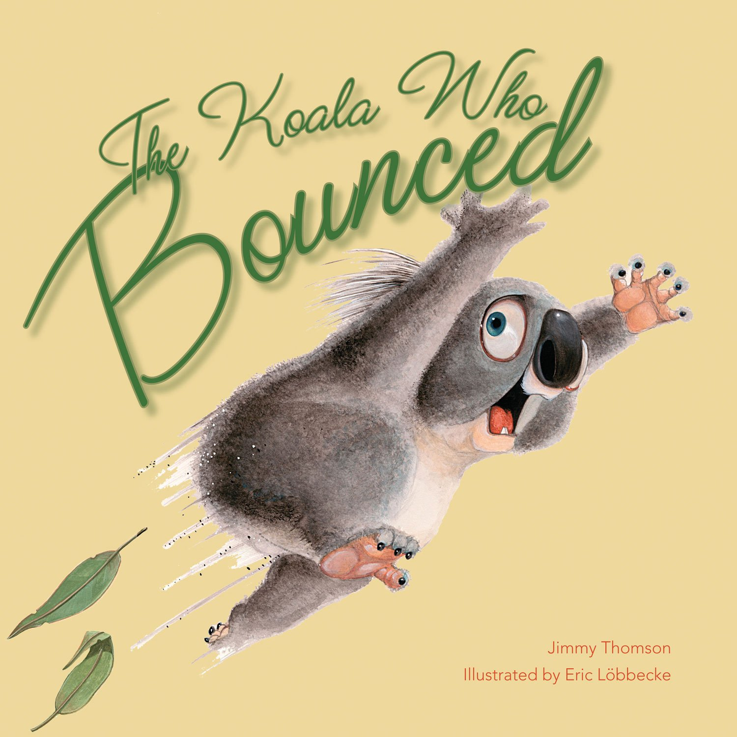The Koala Who Bounced PDF