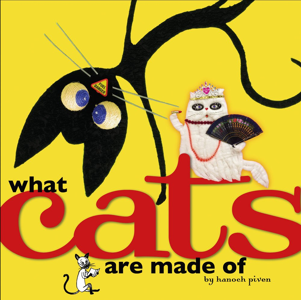 Read Online What Cats Are Made Of ebook