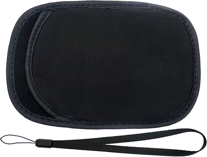 Generic Protector Soft Pouch Case Bag + Strap Compatible for Sony PSP GO N1000 [Importación Inglesa] [Sony PSP]: Amazon.es: Videojuegos