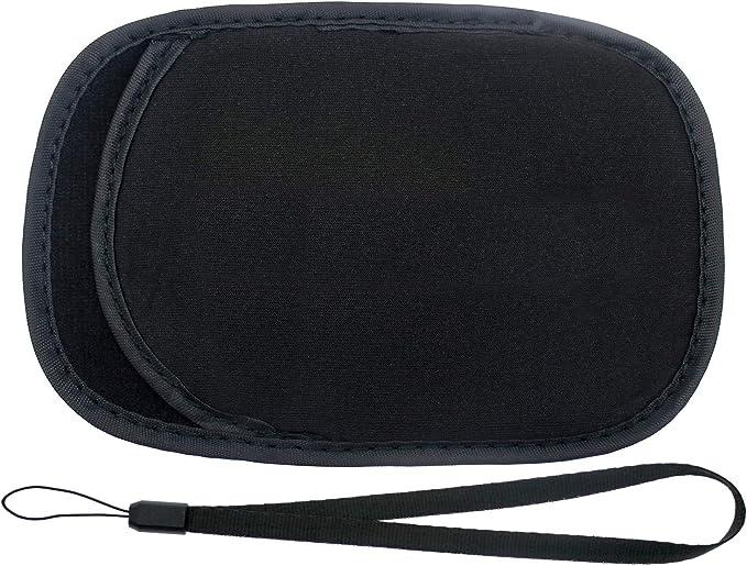 Generic Protector Soft Pouch Case Bag + Strap Compatible for Sony PSP GO N1000 [Importación Inglesa] [Sony PSP]: Amazon.es: Videojuegos