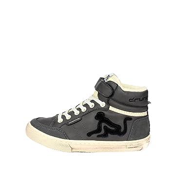 Drunknmunky Boston Vintage K45 High Sneakers Boy Grey 29  Amazon.co ... 57212015520