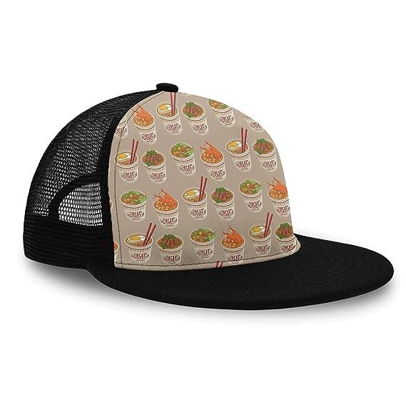 3724a346d42ac Amazon.com  YongColer Casual Baseball Cap Hat Snapback Cap Hip Pop ...
