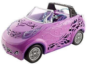 Amazon Com Monster High Travel Scaris Convertible Vehicle Toys