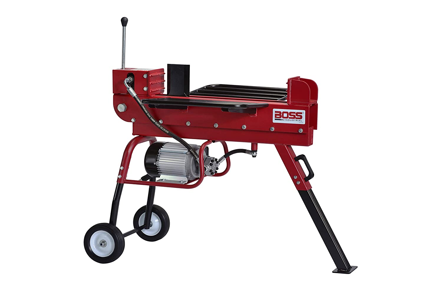 Boss Industrial Ed10t20 10 Ton Electric Log Splitter Columbia Wiring Diagram Patio Lawn Garden