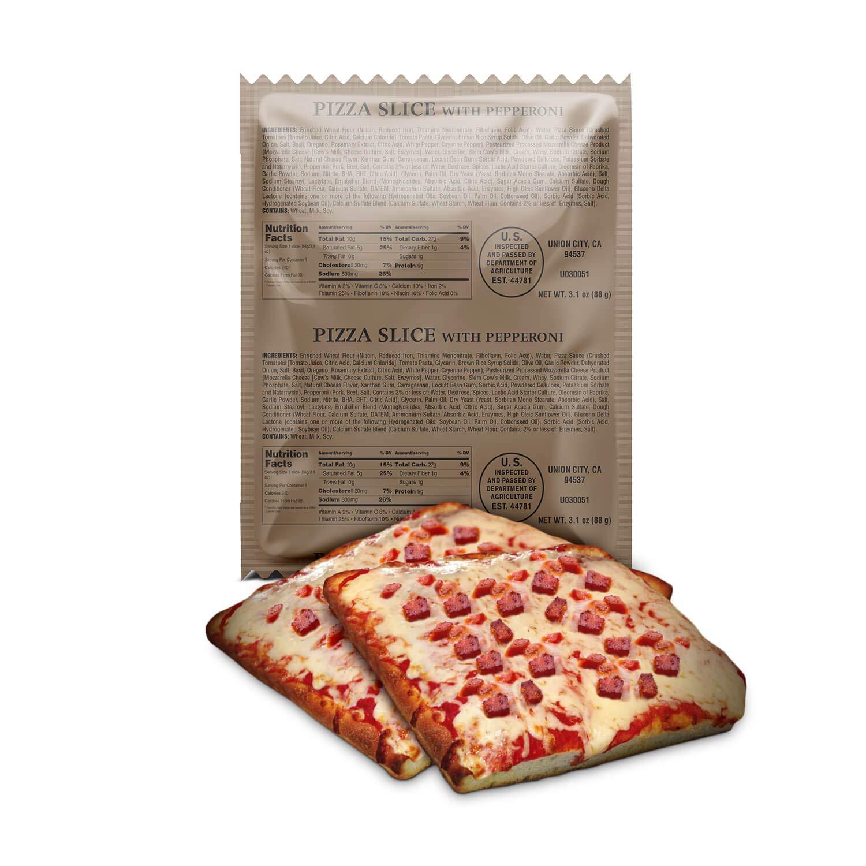 Xmre Pepperoni Pizza 6 Amazoncom Grocery Gourmet Food