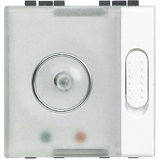 4 opinioni per BTicino Living Light N4380 Lampada d'Emergenza Estraibile e Ricaricabile 230 V