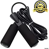 Jump Rope Adjustable for Fitness Boxing Double Unders Exercise