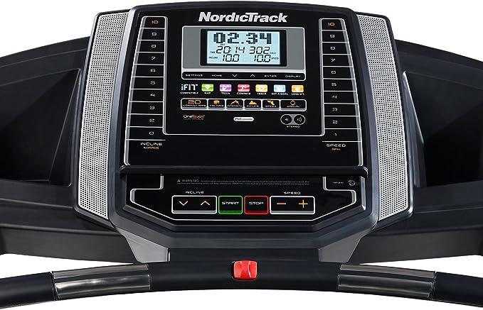 NordicTrack T Series - Cinta de Correr (Modelos 6,5S y 6,5Si ...