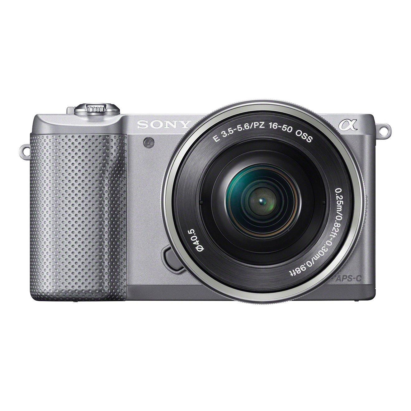 Sony Alfa 5000 - Cámara EVIL de 20.1 Mp (pantalla articulada 3 ...