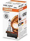 Osram ORIGINAL H8, 64212, 12V, 1er Faltschachtel