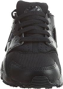 Nike Huarache Run (GS), Zapatillas para Hombre, Negro Black Black Black 016, 36 EU: Amazon.es: Zapatos y complementos