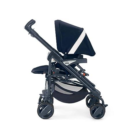 CAM Il mondo del bambino, art. 784015/565 - Sistema modular Combi Tris, Negro: Amazon.es: Bebé