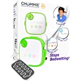 Chummie Elite Bedwetting Alarm for Children and Deep Sleepers – Award Winning Bedwetting Alarm System with Loud Sounds and Strong Vibrations, Green