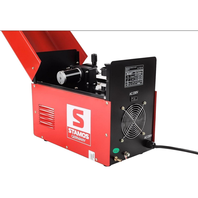 Stamos Germany - S-MIG 250P - Poste à souder MIG MAG - 230 V - max. 250 A -  facteur marche 60 % - 16,0 kg  Amazon.fr  Commerce, Industrie   Science 8dbddece108f