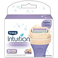 Schick Intuition Blades, 3 Pack