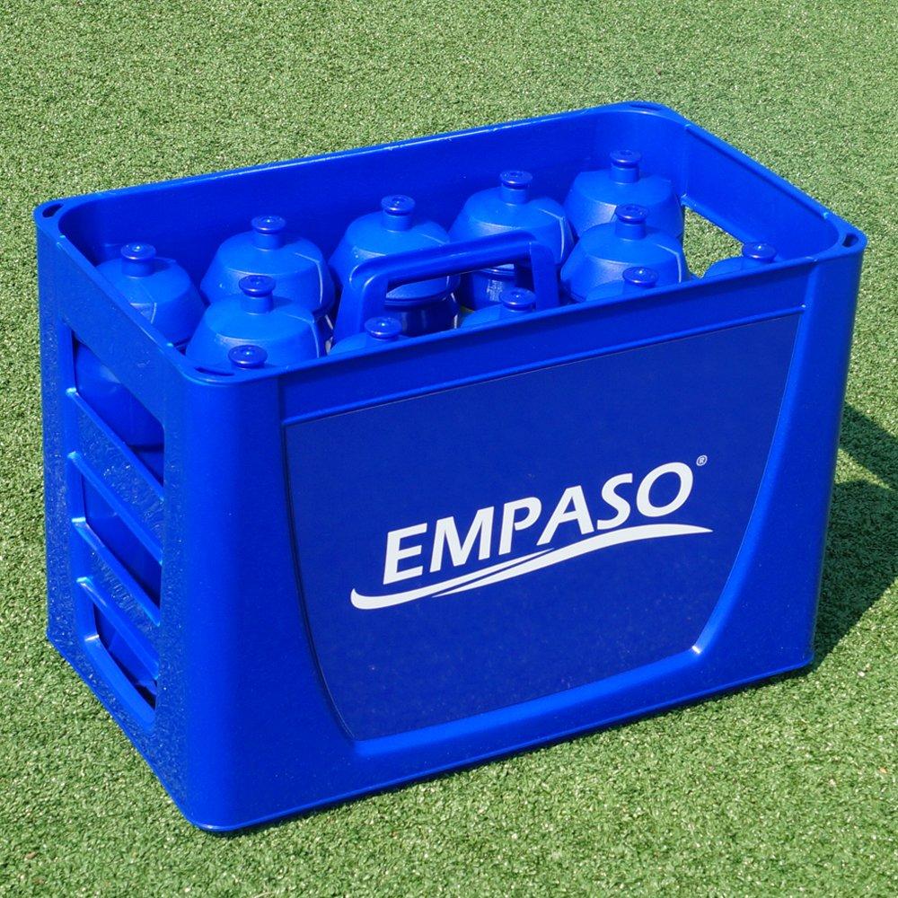 EMPASO TeamKiste (BB) - 12 Trinkflaschen Flaschenträger Set