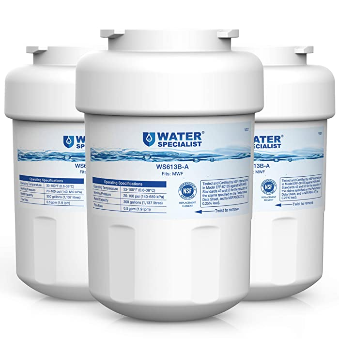 Top 9 Ge Smart Water Filter Mwf Eff6013a