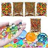 Water Beads Non Toxic - 400 Jumbo, 3000 Medium and 20000 Small Water Gel Beads Kits for Kids Sensory Toys, Home Decor, Pinata