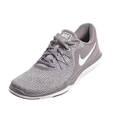 75d4e131919e9 Nike Womens Flex Supreme TR 6 W Gunsmoke Grey Size 9