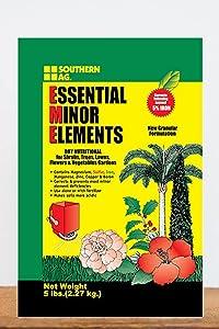 Southern Ag Essential Minor Element Granular Formulation, 5 LB