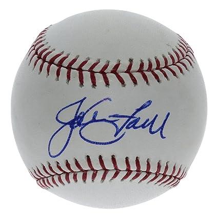 Autographs-original John Farrell Ben Cherington Autographed 2013 World Series Baseball Beckett Coa