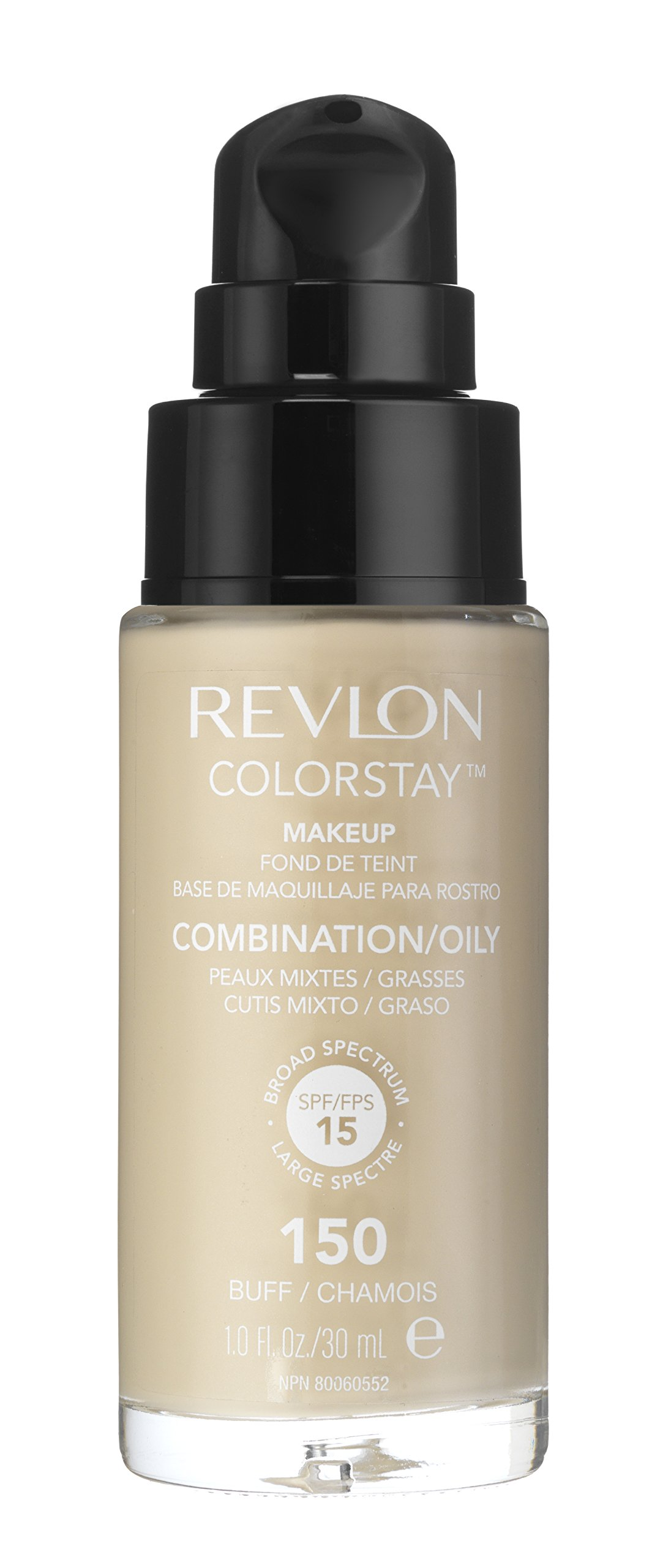 Revlon ColorStay Makeup for Combi/Oily Skin Buff 150, 1er Pack product image