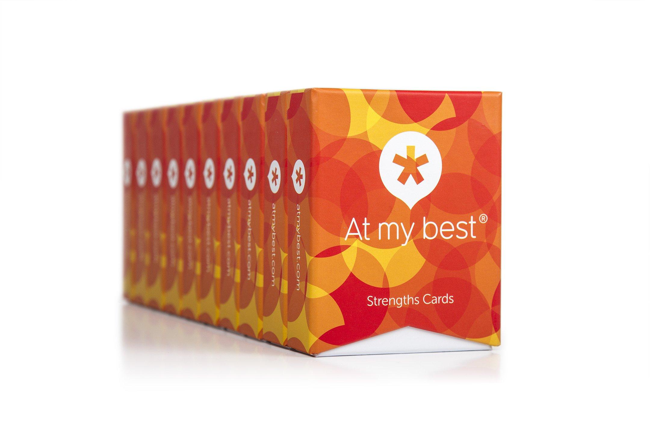 Strengths Cards (10 Pack Bundle)