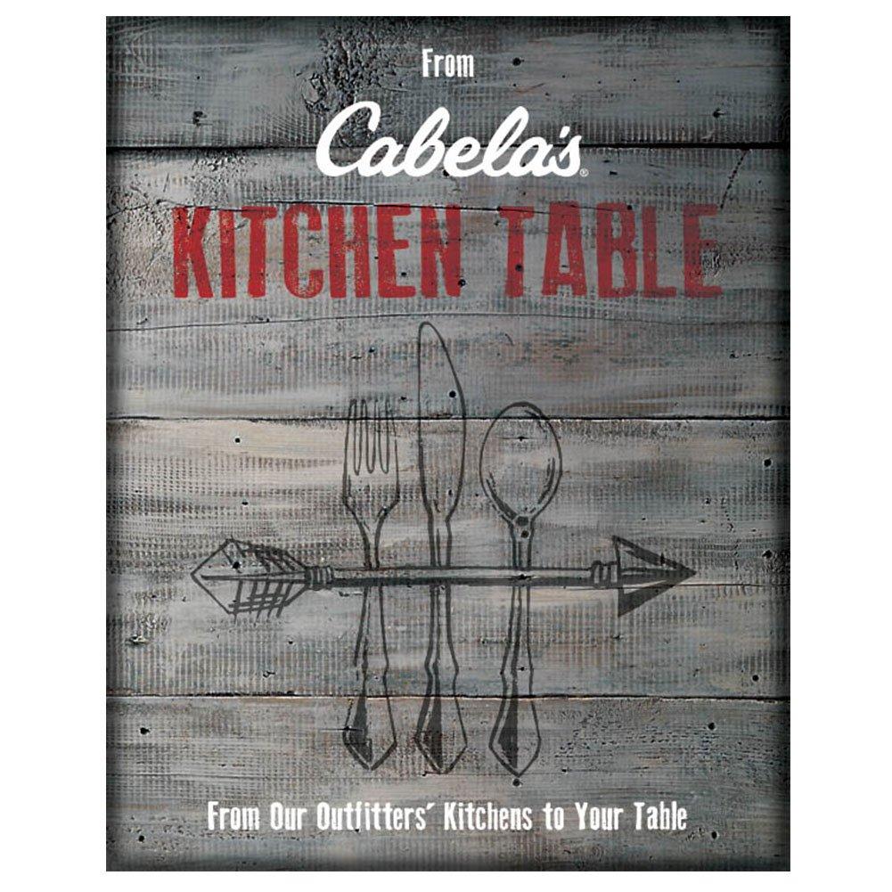 Image result for Cabela's Kitchen Table Cookbook