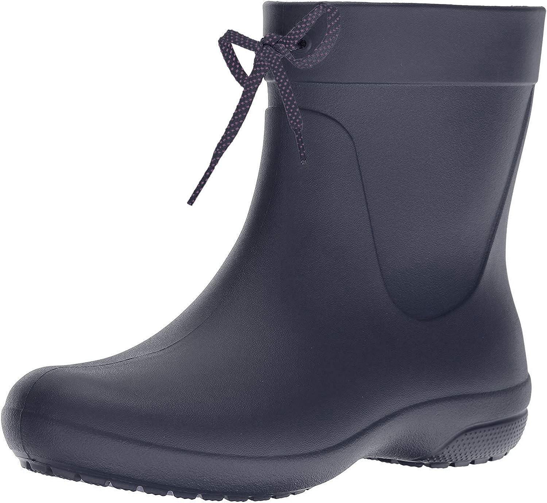 Freesail Shorty Rain Boots - blue