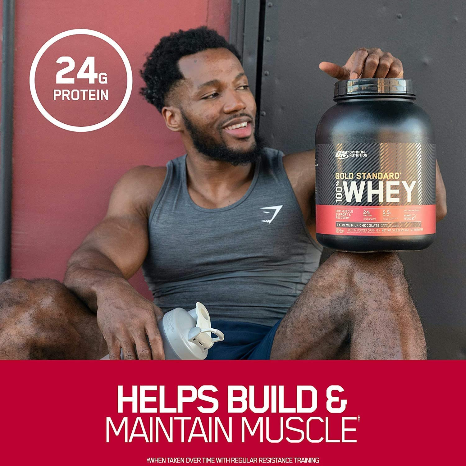 Whey Gold from Optimum Nutrition