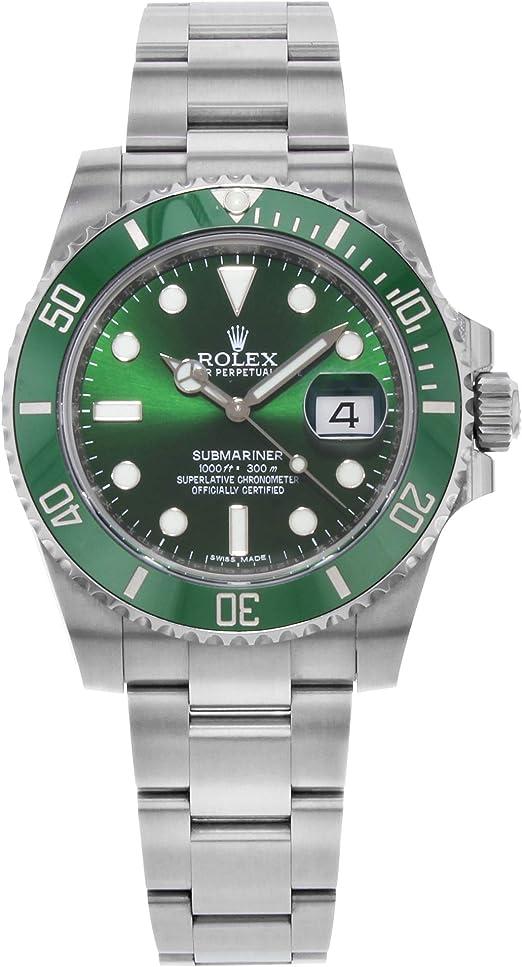 Rolex Submariner Men\u0027s Watch 116610LV