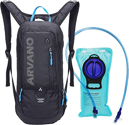 Arvano Hydration Pack Backpack Small Bike Water Backpack