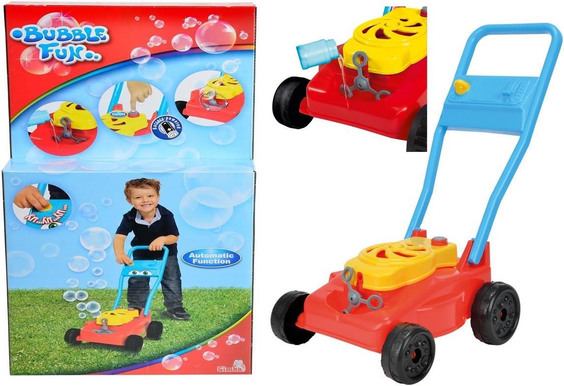 ODS 34437 Tagliaerba Spara Bolle per Bambini Best Seller 2020 Bolle di Sapone