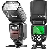 K&F Concept KF590C KF22.001 E-TTL Speedlite Flash with Wireless Slave Function for Canon DSLR Cameras