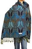 "Falari Women's Woven Paisley Pashmina Shawl Wrap Scarf 80"" x 27"""