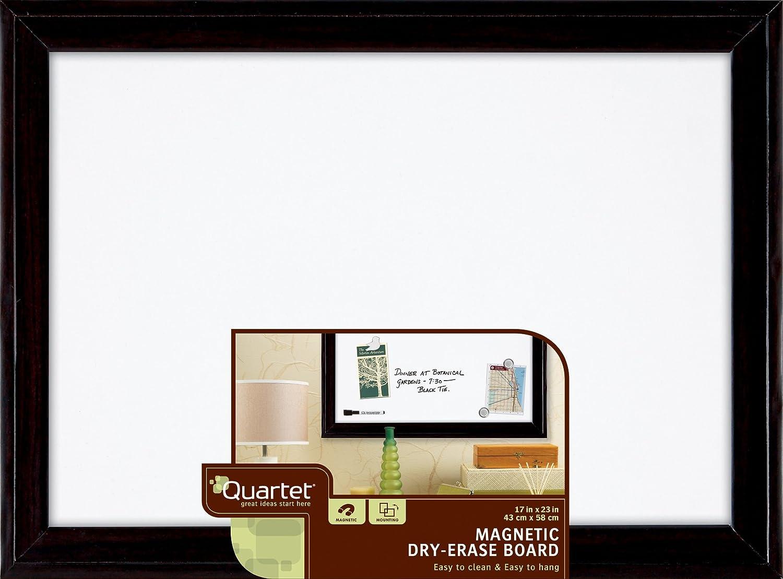 Framed Dry Erase Board Amazoncom Quartet Magnetic Dry Erase Board 11 X 17