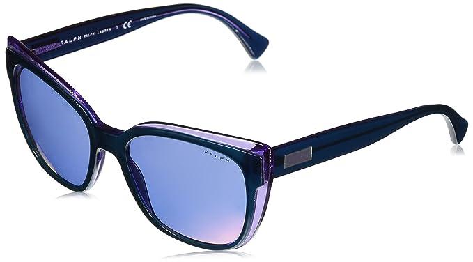 Ralph Lauren RALPH BY 0RA5242 Gafas de sol, Shiny Purple On ...