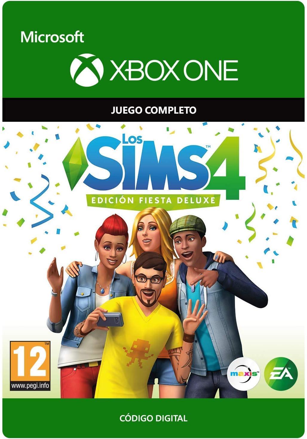The SIMS 4: Deluxe Party Edition | Xbox One - Código de descarga ...