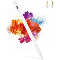 Stylus Pen for iPad Pencil with Palm Rejection, Active Stylish Pens Rechargeable Pencil Compatible with Apple iPad 2018…