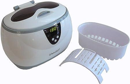 NEW SharperTek Digital CD-3800 Ultrasonic Jewelry Cleaner