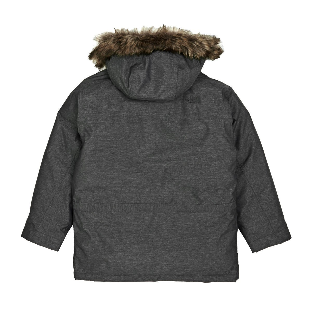 The North Face BOYS MCMURDO DOWN PARKA color: TNF MEDIUM GREY HEATHER size: LG (14-16 Big Kids) by The North Face (Image #2)