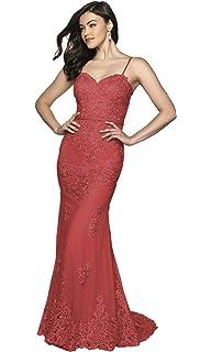Amazon.com: Vestido Carolina Vestidos Largos De Mujer Sexys ...