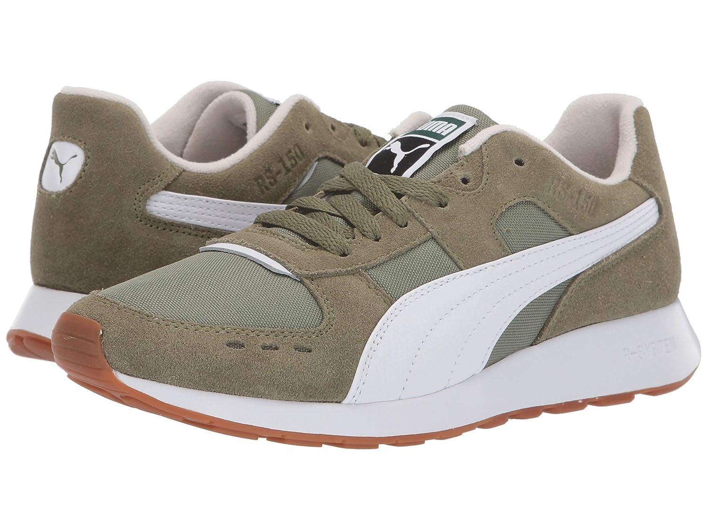 【使い勝手の良い】 [プーマ] レディースランニングシューズスニーカー靴 RS-150 Nylon B [並行輸入品] B07N8DV1WK Olivine Medium/Puma B07N8DV1WK White 9 (25.5cm) B - Medium 9 (25.5cm) B - Medium|Olivine/Puma White, 仙北郡:b6b06cc0 --- a0267596.xsph.ru
