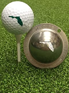 product image for Tin Cup Florida Golf Ball Custom Marker Alignment Tool